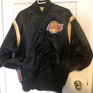 Vintage Los Angeles Lakers Starter Bomber Jacket